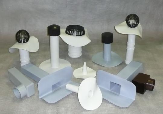 doplnky PVC